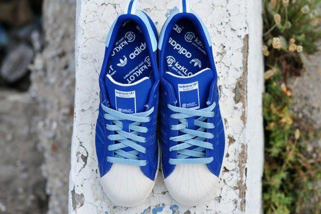 Adidas Clot Kazuki Superstar 80S 1 1