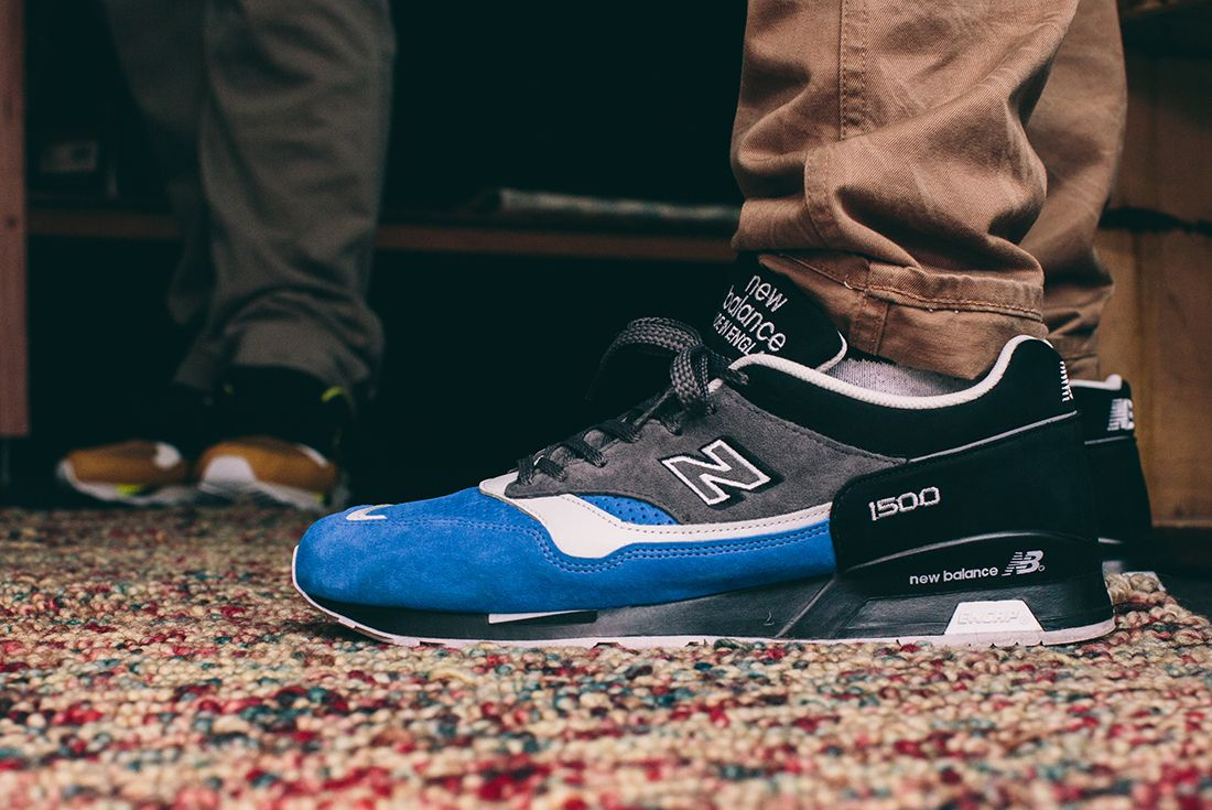 Sneaker Freaker X New Balance Launch Party 110