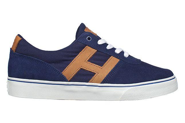 Huf Fall 2012 Footwear Choice Navy Tan 1