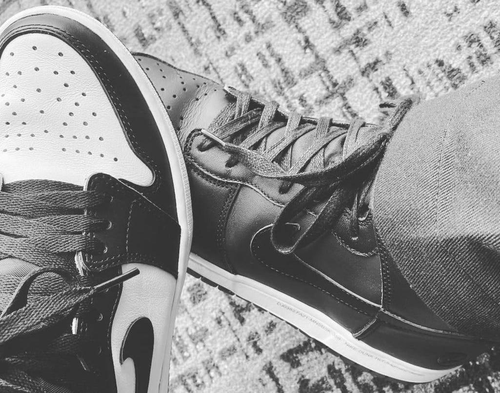 Hiroshi Fujiwara fragment Nike Dunk