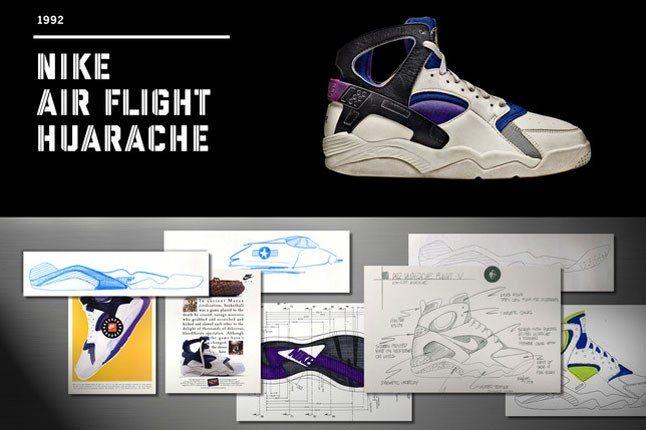 Nike Air Flight Huarache 15 1