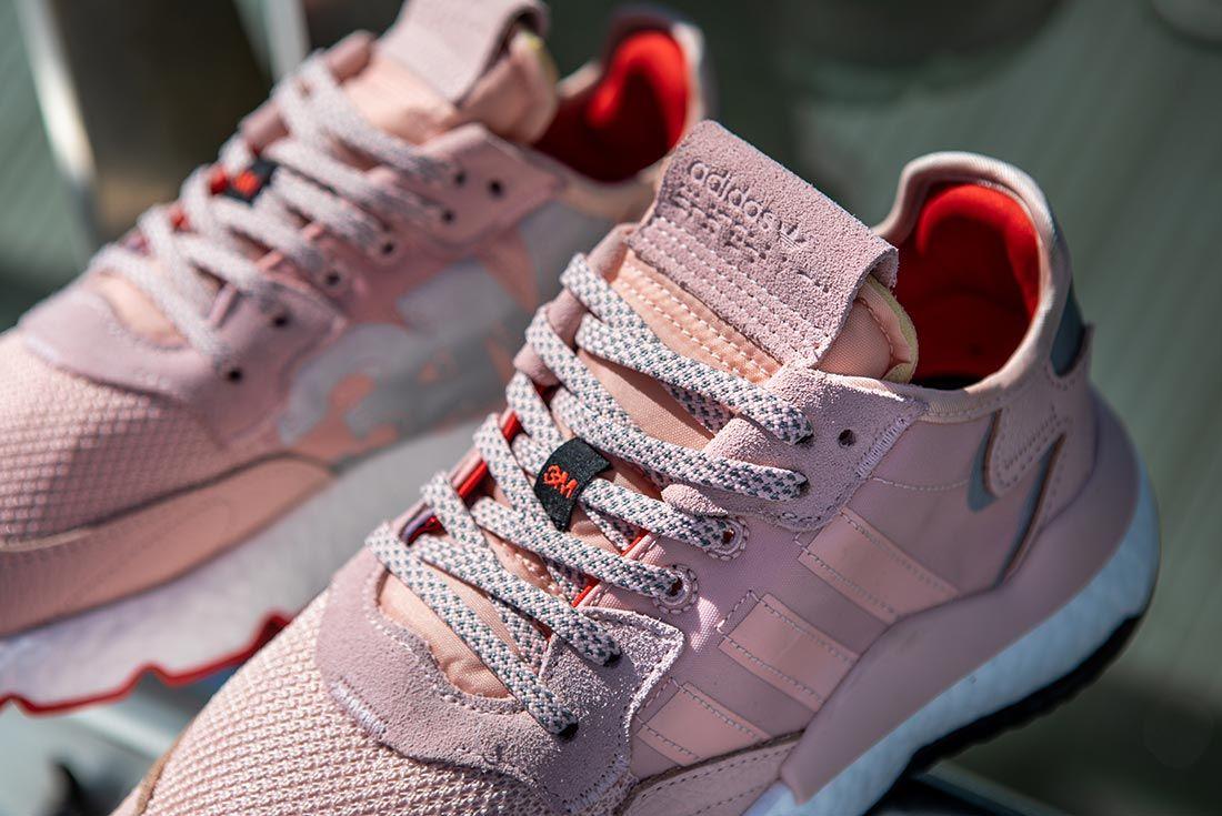 Nite Jogger Off Foot Pink Detail