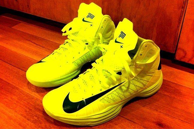 Nike Hyperdunk Australia Olympics Patty Mills 1
