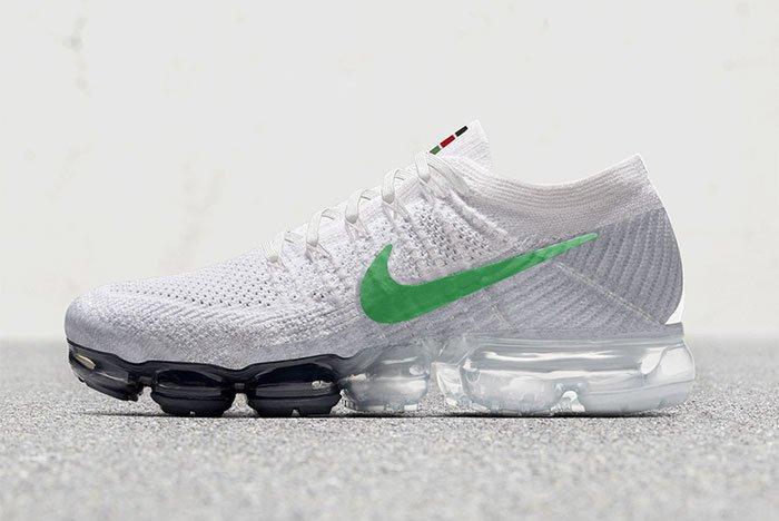 Nike Id Vapormax Gradient Sole 3