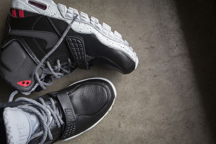 Nike Air Trainer Sc Ii Boot Black Cement4