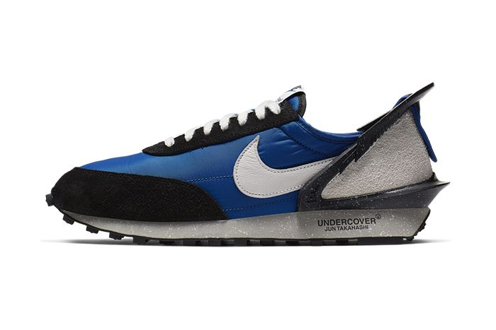 Undercover Nike Daybreak Blue Release Date Lateral