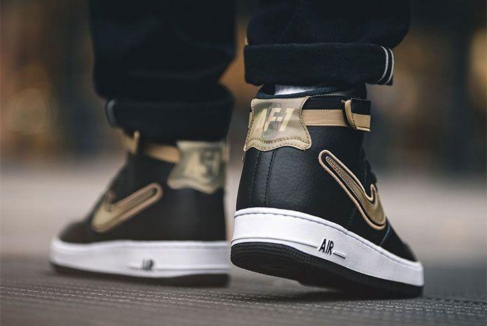 Nike Air Force 1 Ovo Night Raptors Sneaker Freaker3
