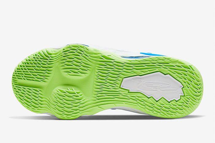 Nike Lebron 17 Photo Blue Sole