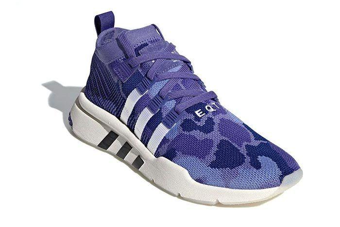 Adidas Eqt Support Mid Adv Purple Camo 5