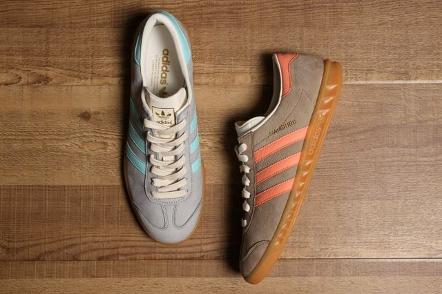 Adidas Hamburg For Real