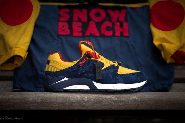 Packer Shoes Saucony Grid 9000 Snow Beach 4