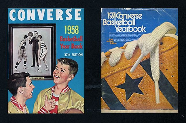 Converse Yearbook 1958 1971 1