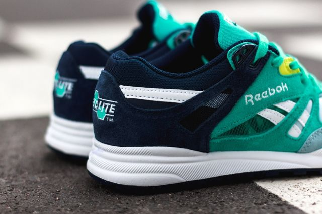 Reebok Ventilator Timeless Teal Whisper Blue 3