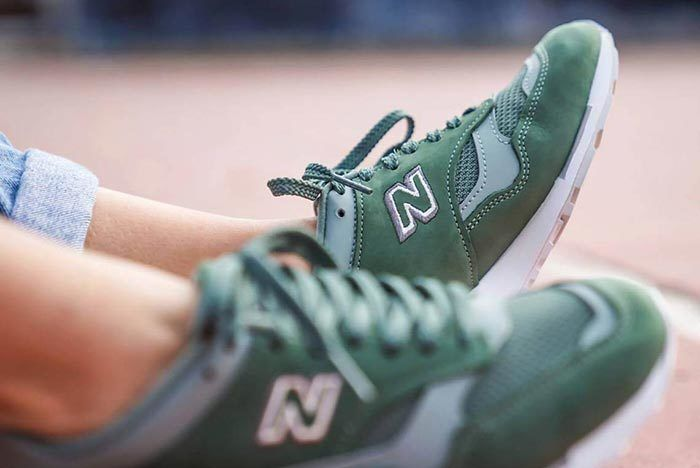 New Balance 1500 Womens Poison Ivy 4