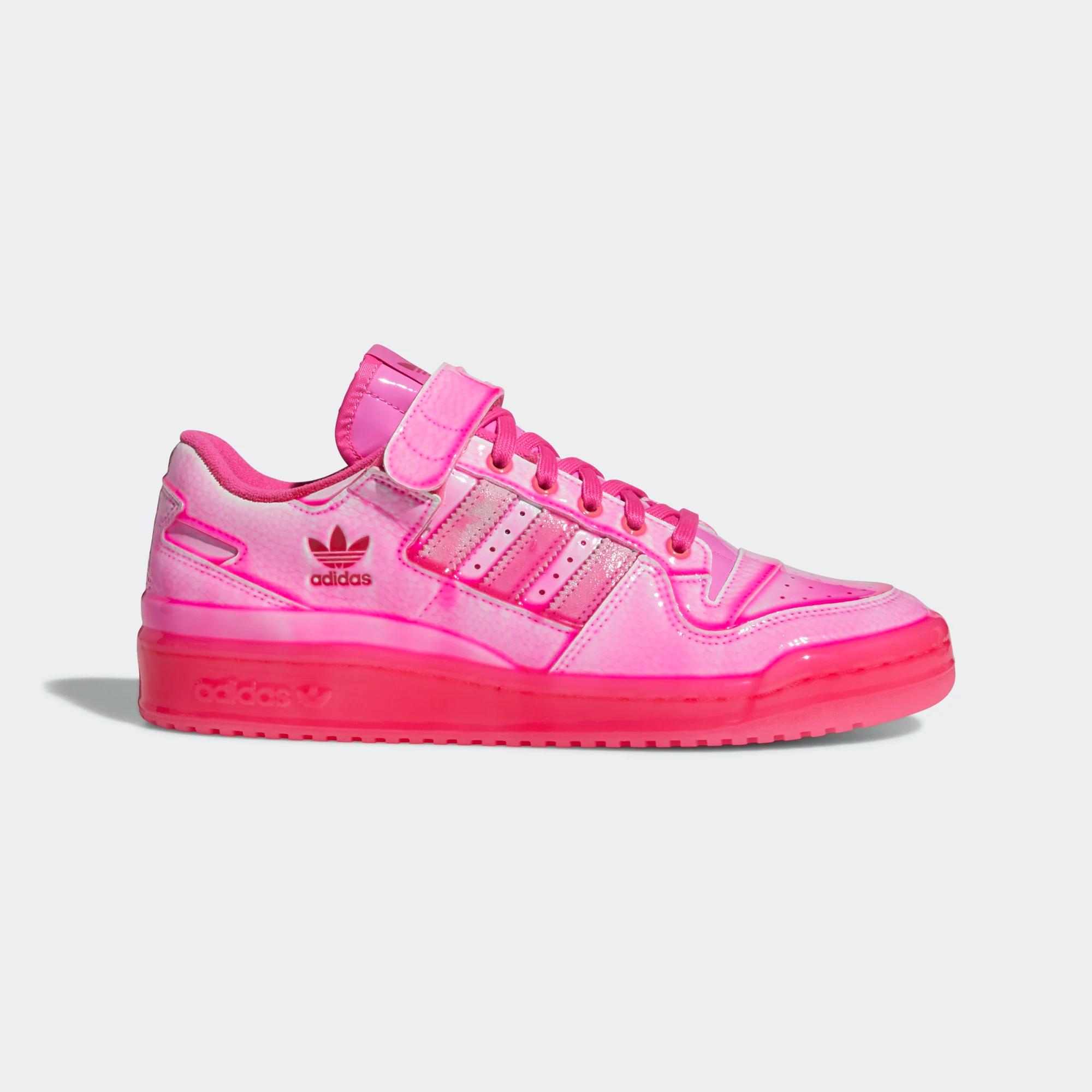 Jeremy Scott x adidas Forum 'Solar Pink'