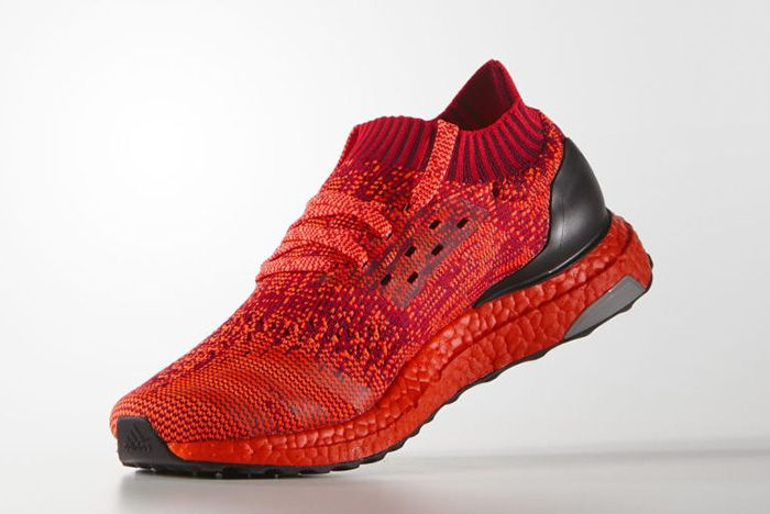 Adidas Ultra Boost Uncaged Triple Red 2