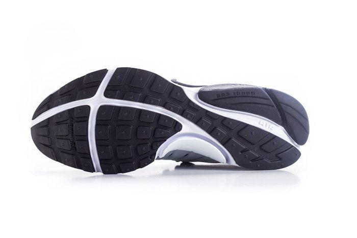 Nike Air Presto Tuxedo Black White 3