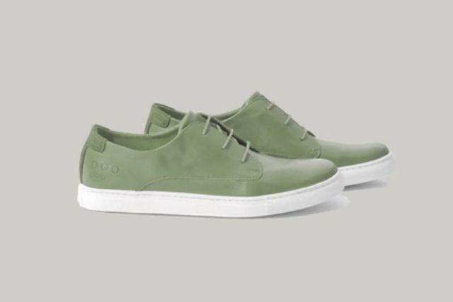 Piola Kickstarter Footwear Green 1