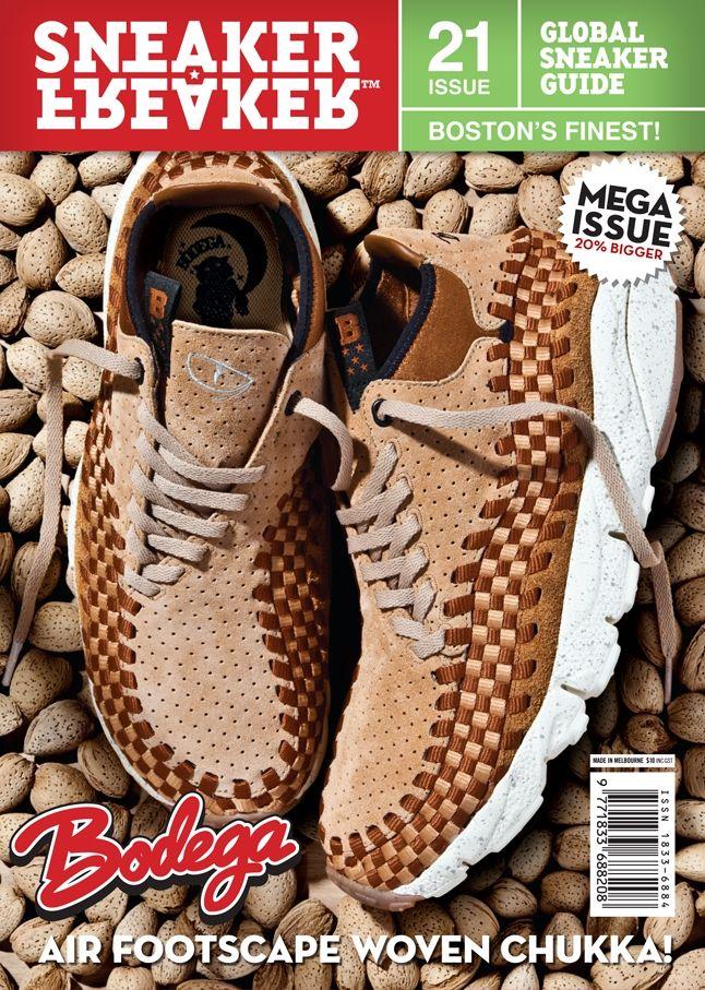 Sneaker Freaker Issue 21 Bodega Cover 1 1