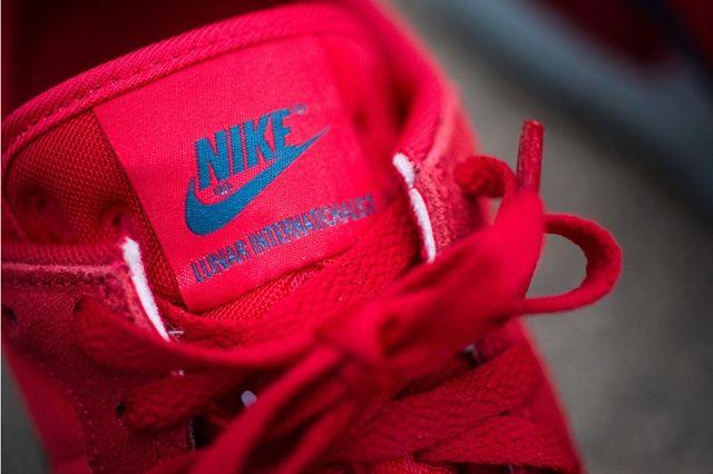 Nike Lunar Internationalist Red 1