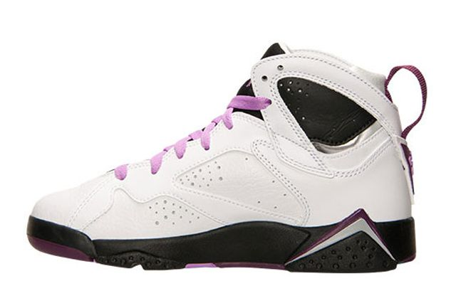 Air Jordan 7 Gs Fuchsia Glow2