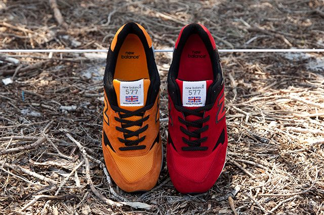 New Balance 577 Made In England Double Pack 5