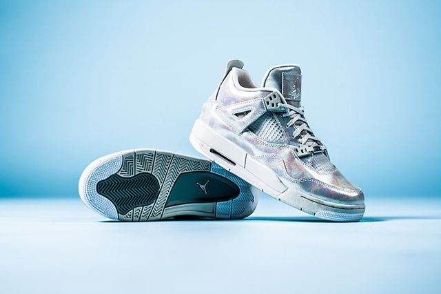 Air Jordan 4 Gg Pearl 3