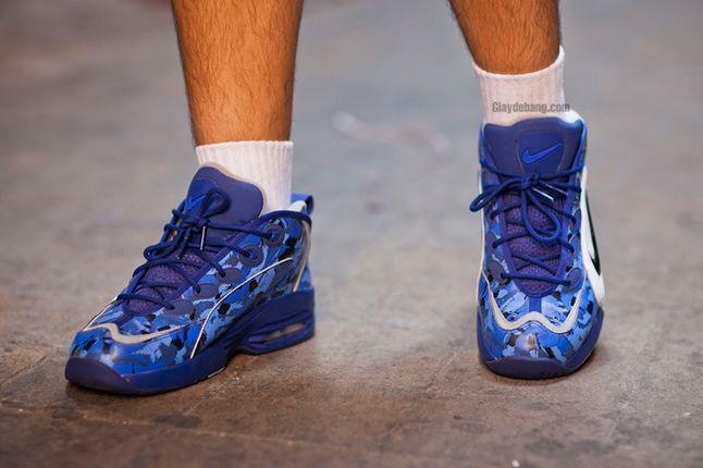 Nike Air Way Up Blue Camo Heel Up 1
