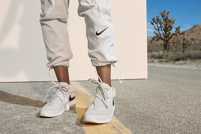 Nike Air Fear Of God Raid Moc Spring Summer 2019 Release Date 180 Light Bone Woman
