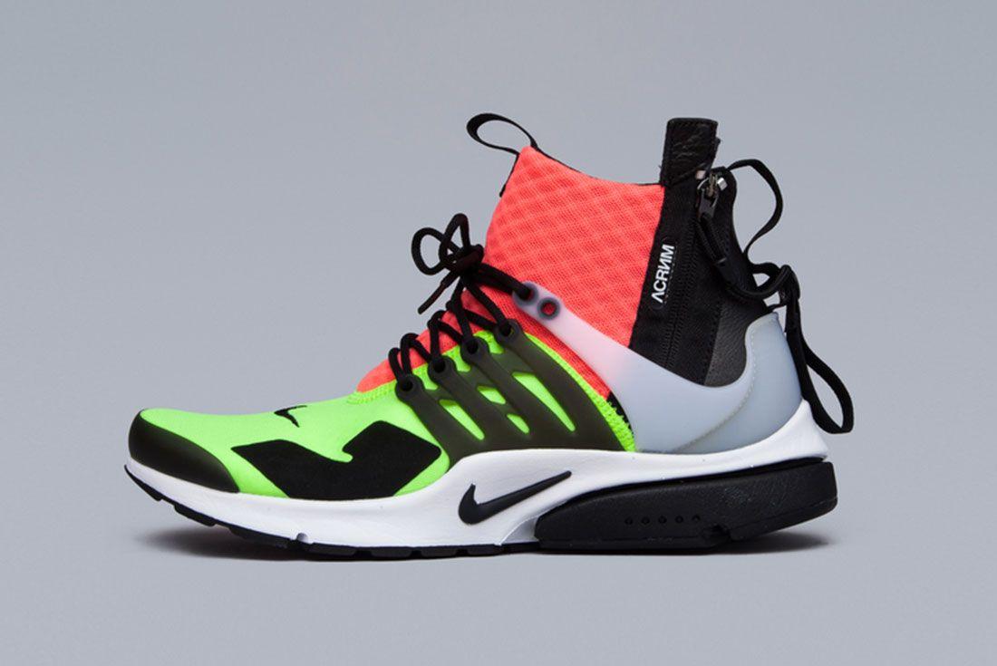 Nike Recap Colabs