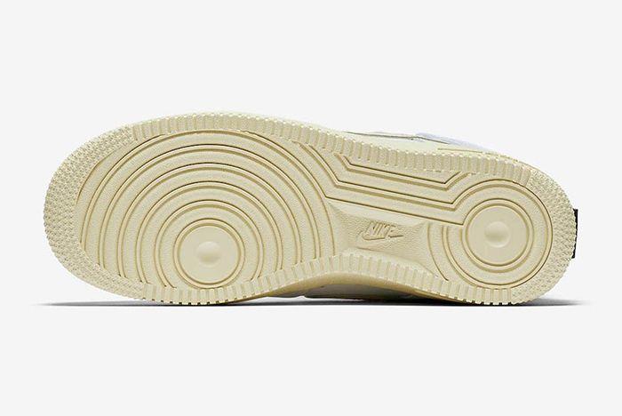 Nike Air Force 1 High Utility White Black 5
