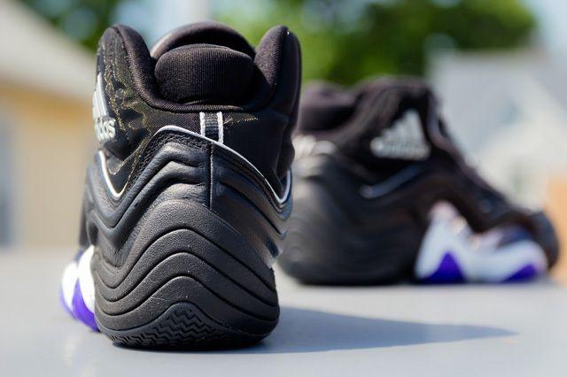 Adidas Crazy 2 Black Power Purple 3