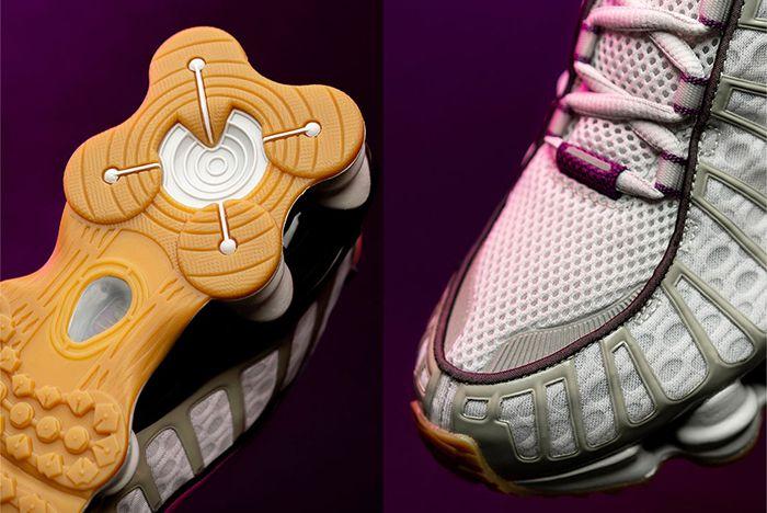 Size Nike Shox Tl Viotech Details