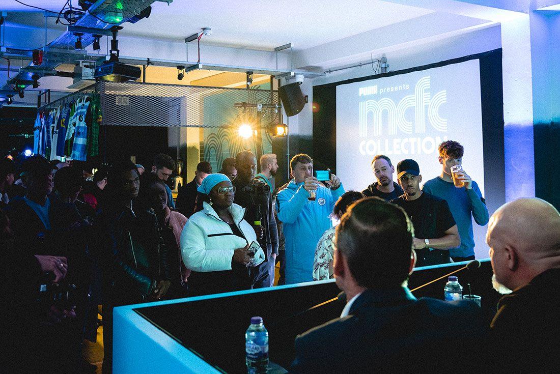 Puma X Size X Manchester City Fc Event Launch10