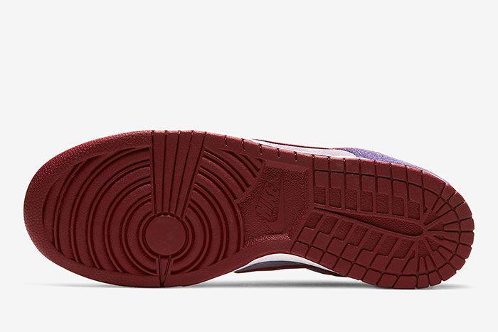 Nike Dunk Low Plum Cu1726 500 Sole