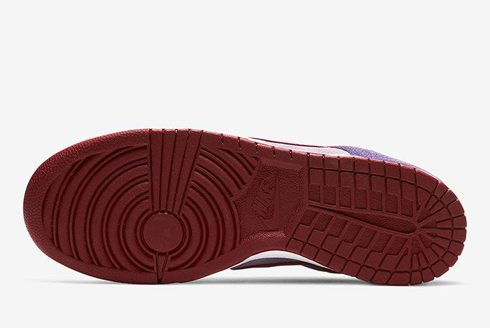 Nike Dunk Low Plum Cu1726 500 Sole