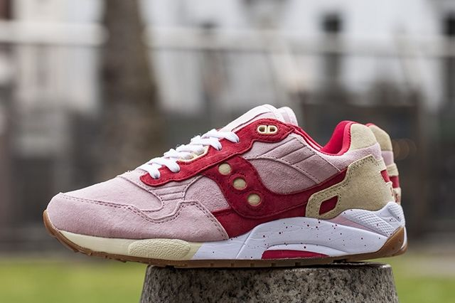 Saucony G9 Shadow 5 Scoops Pack Bumper 6