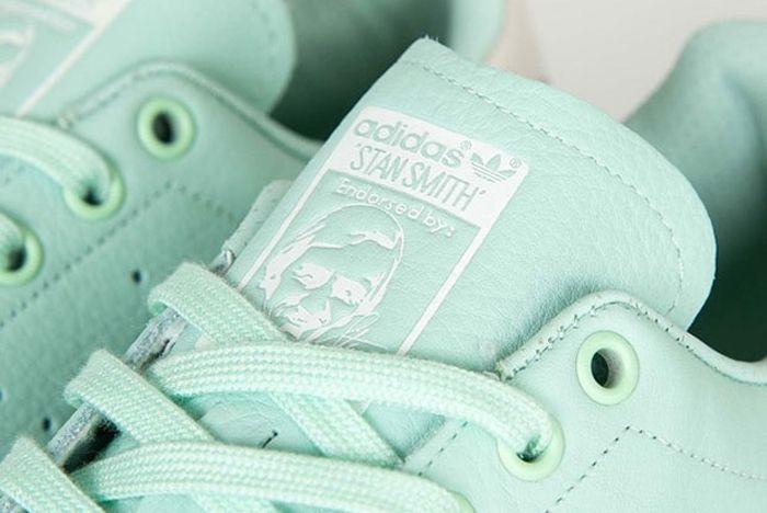 Adidas Stan Smith Frozen Green 3
