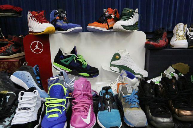 Sneaker Con Charlotte Basketball 1
