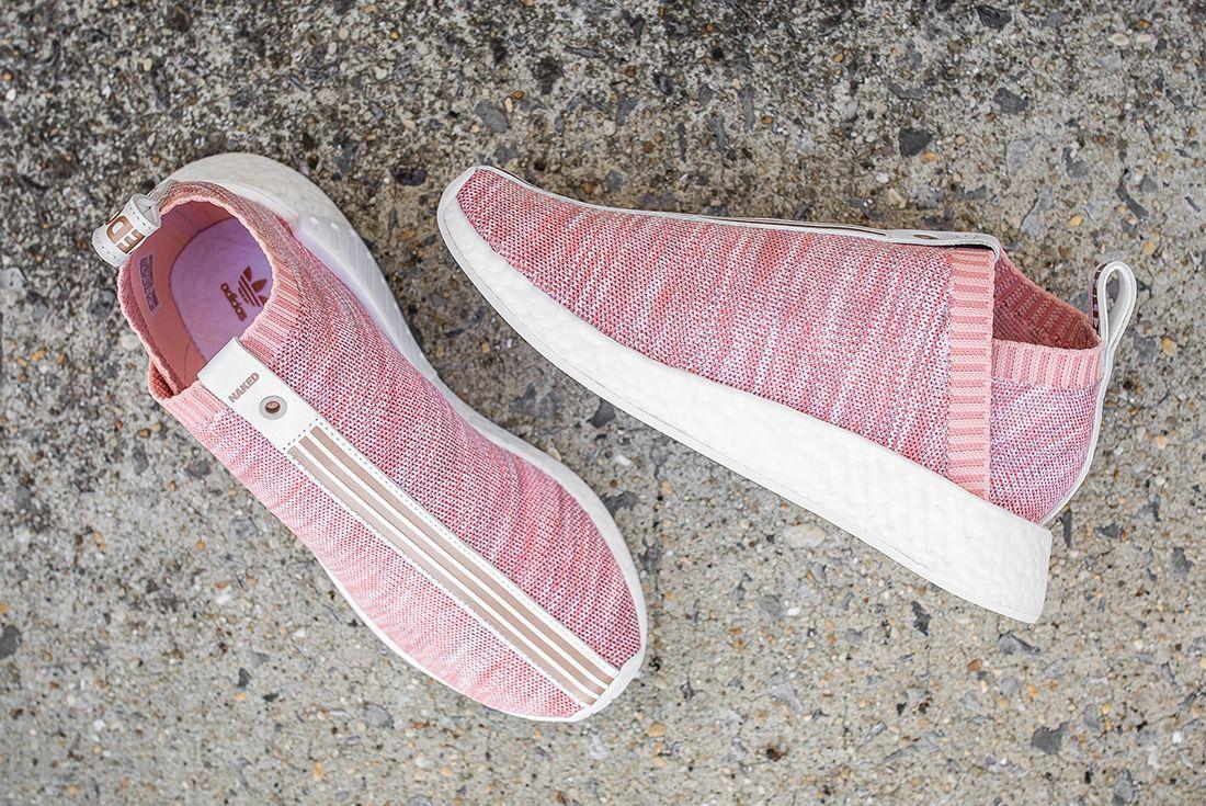 Kith X Naked X Adidas Nmd City Sock 2 5