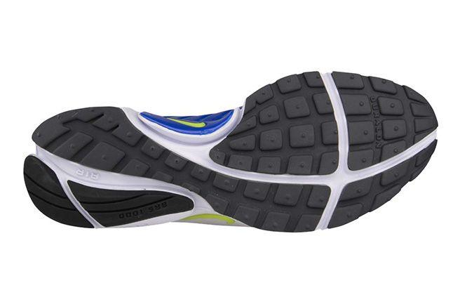 Nike Air Presto Grey Sprite Sole 1