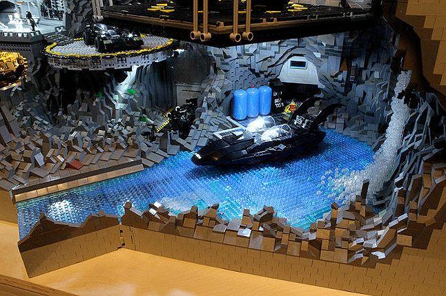 Lego Batcave 6 1