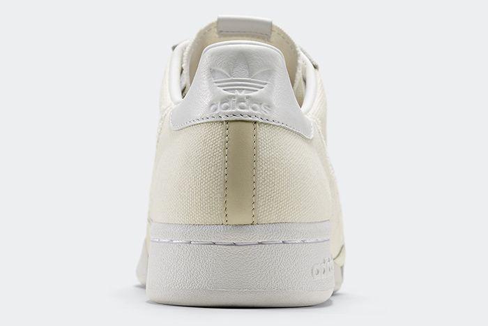 Donald Glover Adidas Continental 80 Eg1760 Release Date Heel