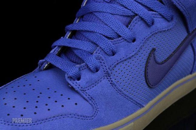 Nike Dunk High Lr Game Royal Toebox 1
