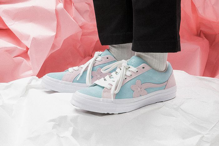 Golf Le Fleur Converse Tyler The Creator Two Tone Uno Closer Look 04 Sneaker Freaker