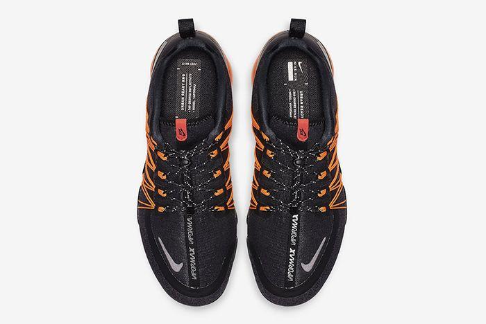 Nike Vapormax Run Utility Black Orange 3