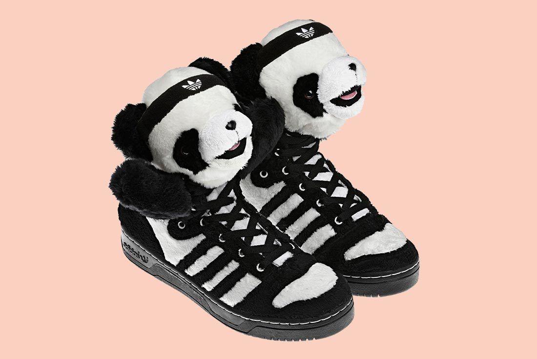 Adidas Jeremey Scott Panda