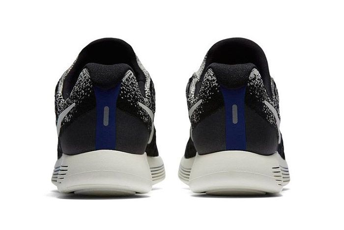 Nike Gyakusou Lunarepic Flyknit Low 2 Black White 2