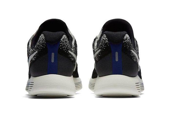 Nike Gyakusou Lunarepic Flyknit Low 2 Black White 2