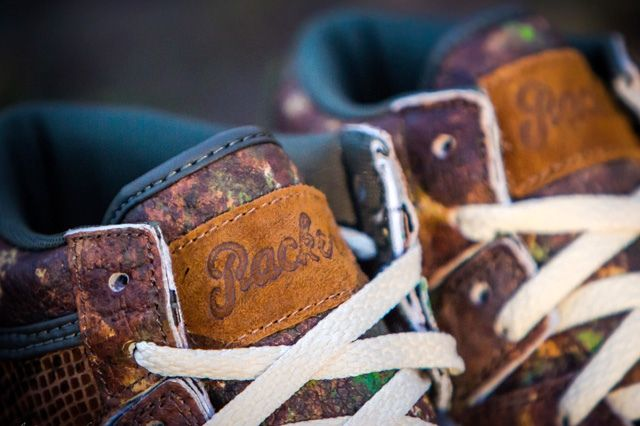 Packer Shoes Saucony Hangtime Woodland Snake 4